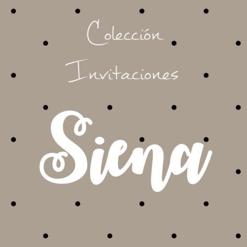 Colección Siena